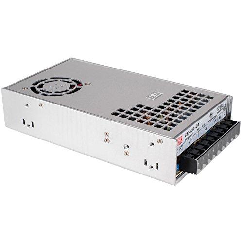 Mean Well MW 36V 12.5A 450W AC/DC Switching Power Supply SE-450-36 UL/CUL PSU (Best 450 Watt Psu)
