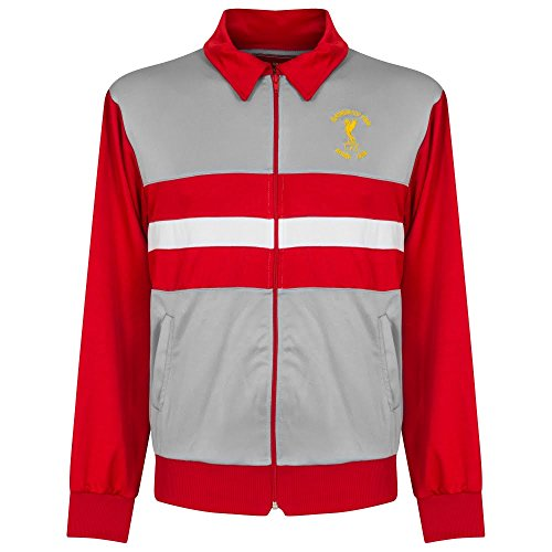 Final Cup Grey Colore nbsp;liverpool rosso Retro European 1984 Uomo Grigio zWtBdSnnXx