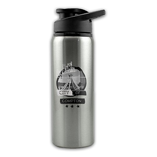 7YUYU-ZHE City Of Compton Forever 2017 New Arrival Originals Insulated Stainless Steel Water Bottle Insulated Stainless Steel Water (City Of Compton Jobs)