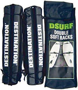 DESTINATION(デスティネイション) ソフトラックダブル(サーフボードキャリア) DS-050051SR2