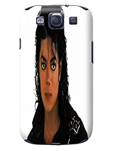 Best cool cool tpu skin back cover case for Samsung Galaxy s3 of Michael Jackson in Fashion E-Mall