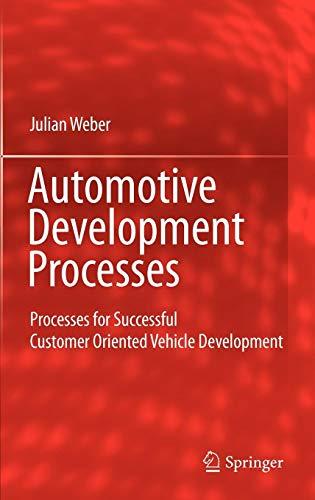Automotive Development Processes: Processes for...