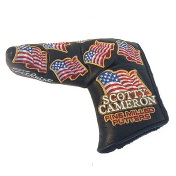 ScottyCameron(スコッティキャメロン) 2016 U.S. Flags ヘッドカバー 101277 [並行輸入品]   B01HJ7IJN6