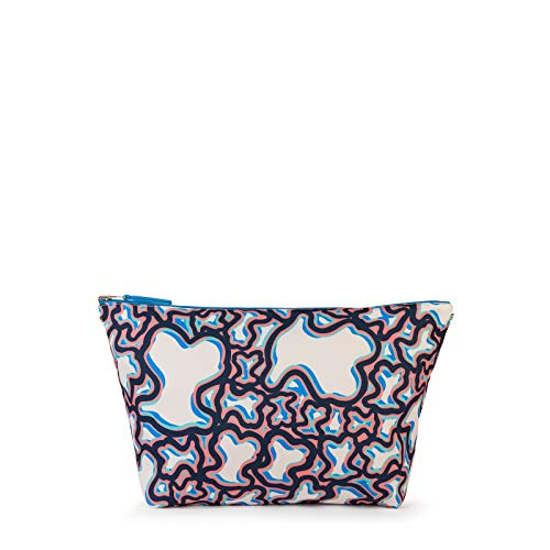 Amazon.com: Tous BOLSA M. K REVER UNIQUE AZUL-MULTI Womens ...