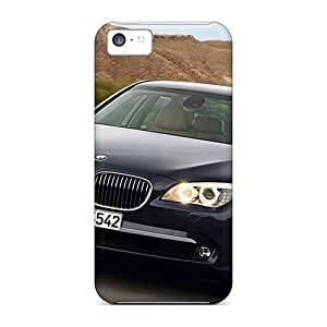 Hot Design Premium NLi8440ypvo Tpu Cases Covers Iphone 5c Protection Cases(bmw 7 Series 2009)