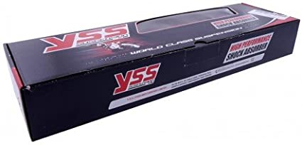 Amortisseurs YSS st/ér/éo r/églable 340/mm