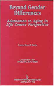 aging society and the life course pdf