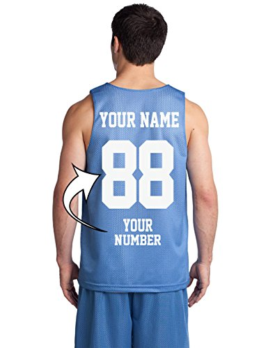 Custom Basketball Tank Tops for Youth - Make Your Own Jersey - Team - Custom Own Your