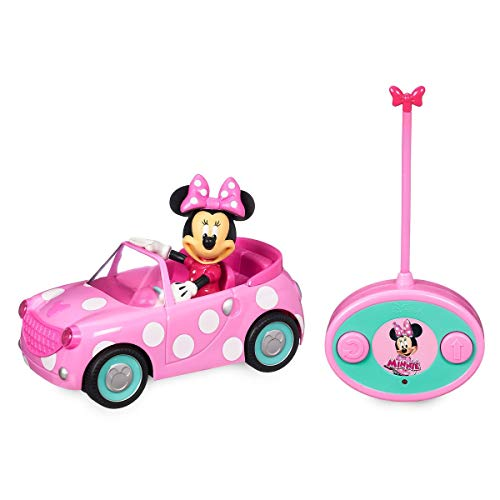 Disney Minnie Mouse Remote Control Town Car]()