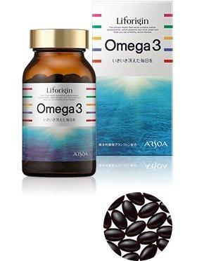 ARSOA(アルソア) ライフォリジン オメガ3 [並行輸入品] B01NCVVT6U