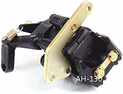 REAR BRAKE CALIPER W// PADS FOR YAMAHA RAPTOR 350 2004-2013 YFM350 NEW