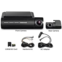 Thinkware F800 Pro Dash Cam + Rear Cam + Hardwire, 128GB