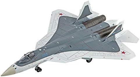 Air Force 1 1/72 ロシア空軍 多用途戦闘機 Su-57/T-50 試作6号機 完成品