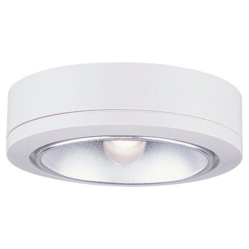 Sea Gull Lighting 9858-15 Ambiance LX Task Disk Light, White ()