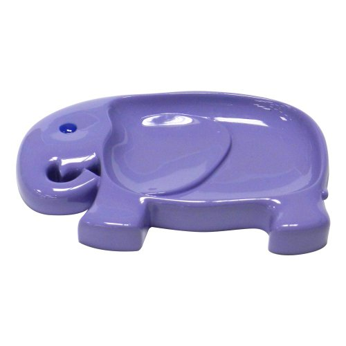Allure Home Creations Hippo Resin Soap Dish (Elephant Soap Dish)