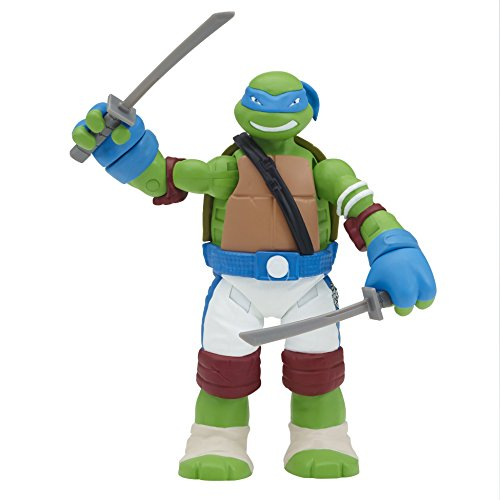 Teenage Mutant Ninja Turtles Battler Leonardo Action Figure (Teenage Mutant Ninja Turtles Bad Guys)