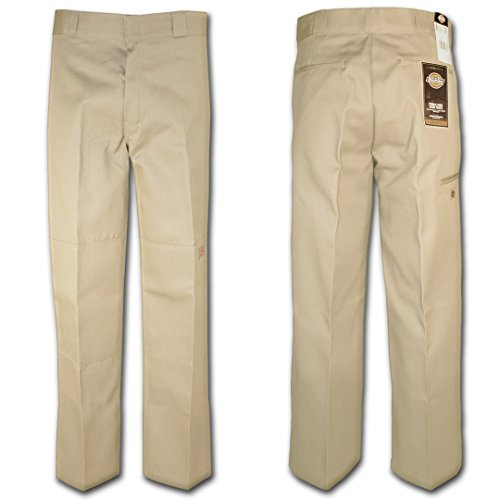 a1988bb687c45 Dickies 85-283 Double Knee Work Pant Khaki 38W x 32L (B0002M3954)   Amazon  price tracker   tracking, Amazon price history charts, Amazon price  watches, ...