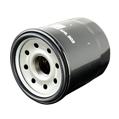 AHL 303 Oil Filter for Yamaha XV1700 Road Star Nidnight 1700 2004-2007 / Nidnight Silverado 1700 2004 2006-2007 ()