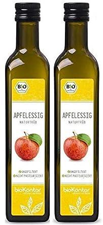 Nebenwirkungen der Einnahme von Apfelessig zur Gewichtsreduktion