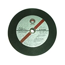 Canadian Tool and Supply (5-pack) General Purpose Chop Saw Abrasive Cut Off Wheel 14-Inch X 1/8-Inch X 1-Inch (5xCO-14X1)