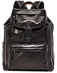 MCM Mens Killian Leather Backpack