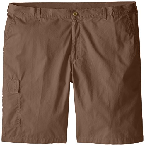 Columbia Men's Big-Tall Red Bluff Cargo Short, Flax, 52x10