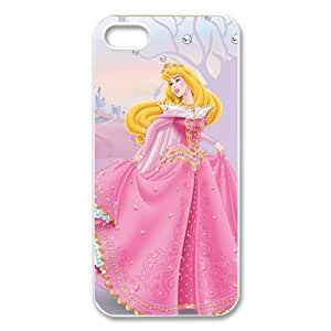 FashionFollower Customized Animation Series Sleeping Beauty Pretty Hard Shell Case For iphone5 IP5WN32032