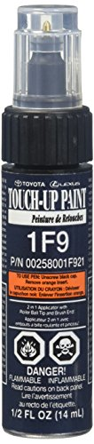 - Genuine Toyota 00258-001F9-21 Slate Metallic Touch-Up Paint Pen (.44 fl oz, 13 ml)