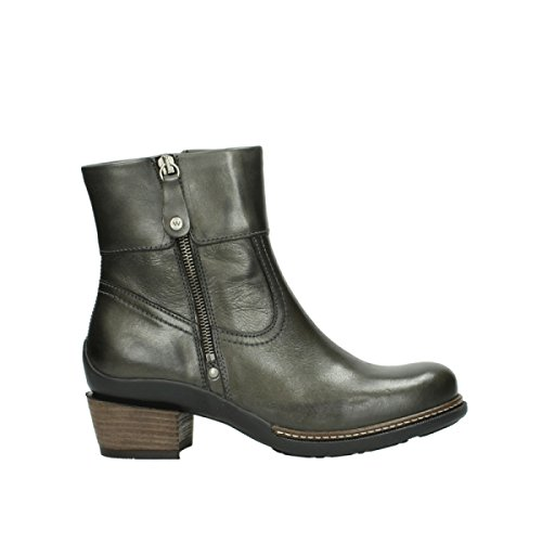 Wolky Sassy 30203 Lead Graca Leather