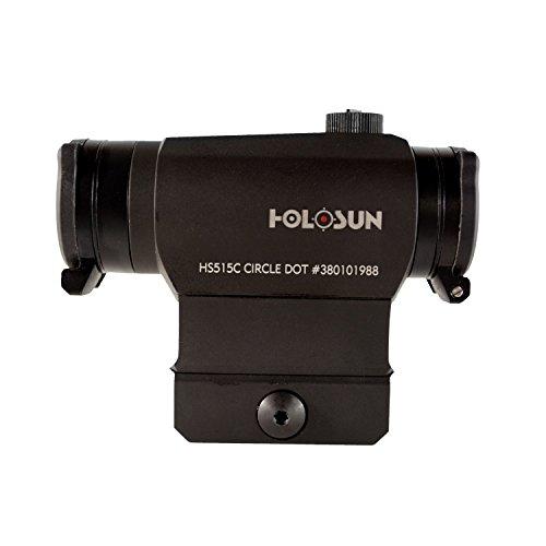Holosun HS515C Paralow Circle Dot Sight by HOLOSUN
