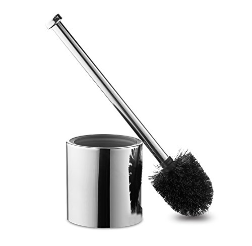AMG and Enchante Accessories, Toilet Brush and Holder, TB116A PCH, Polished Chrome by AMG