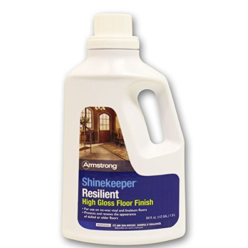 Armstrong Shinekeeper Resilient High Gloss Floor Finish 64oz