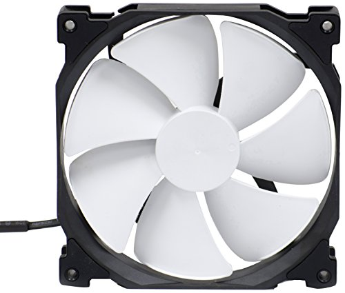 Phanteks 140mm, PWM, High Static Pressure Radiator Retail Cooling Fan PH-F140MP_BK_PWM (Best Static Pressure Fans 140mm)