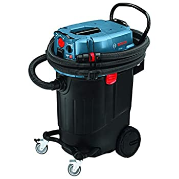 Image of Home Improvements Bosch 14 Gallon Dust Extractor with Auto Filter Clean and HEPA Filter VAC140AH