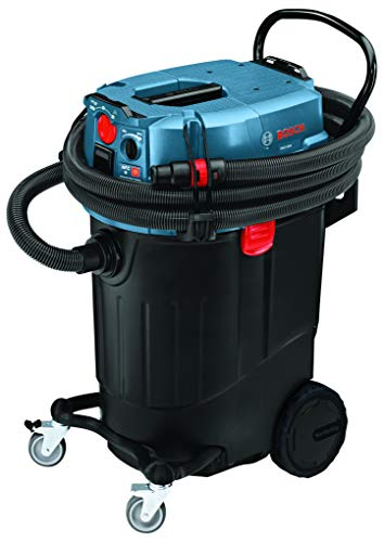 Bosch 14 Gallon Dust Extractor with Auto Filter Clean and HEPA Filter VAC140AH ()