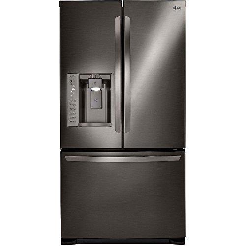 LG Stainless Capacity 3 Door Refrigerator