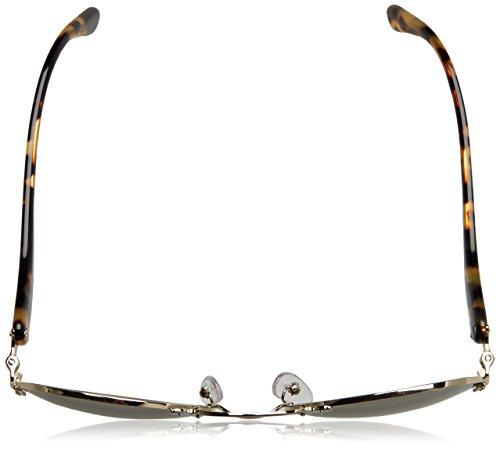 Gold Brown Sol 0PR55TS Dorado ZVN5J2 de 57 Adulto Prada Gafas Pale Unisex Silver UH6zIw