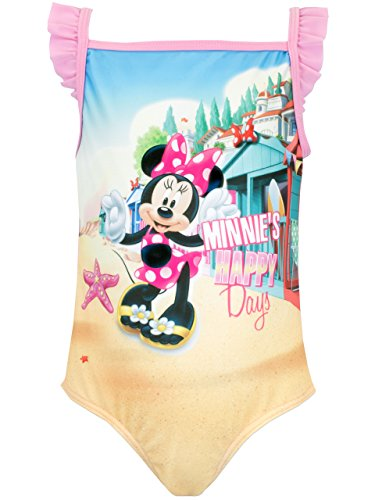 Disney Minnie Mouse Girls Minnie Mouse Swimsuit Size 3T (Swimming Merchandise compare prices)