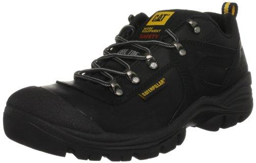 Cat Footwear TORQUE S3 705301, Scarpe stringate basse uomo Nero (Schwarz/BLACK)