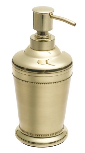 Steeltek Gold Orleans Soap/Lotion Pump
