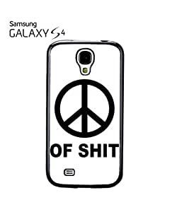 Peace of Sh*t Logo Swag Cell Phone Case Samsung Galaxy S4 Black