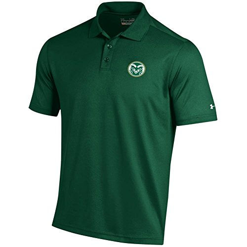 Under Armour Golf Fit Colorado State Rams Performance Polo (Rams Performance Team Polo)