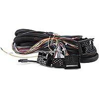 Eonon A0577 Extended Installation Wiring Harness for Eonon Product BMW E46/E39/E53 Wiring Cable 17 pin+ 40 pin Work with Eonon Head Unit GA6201F/GA6166F/GA6150F
