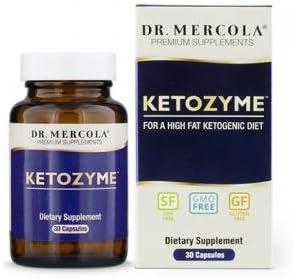 Mercola Ketozyme product image