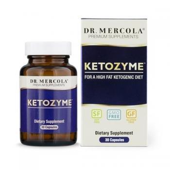Amazon.com: Dr. Mercola enzima: ketozyme 30 °Cápsulas ...