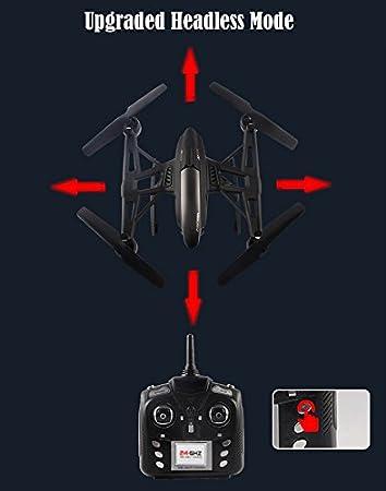 509G JIN XING DA - Drone JXD 509G Pioneer con camara HD y FPV ...