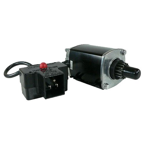 DB Electrical STC0016 New Starter for Tecumseh 33329 33329C 33329D 33329E 33329F 37000 For Snowblower & Snow Thrower 410-22030 5898 390-987 33-738 435-615 112570
