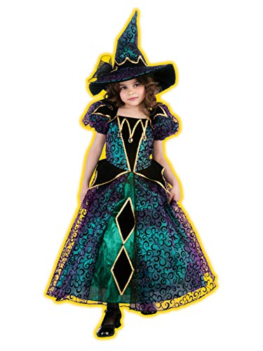 Radiant Witch Costume, Medium -