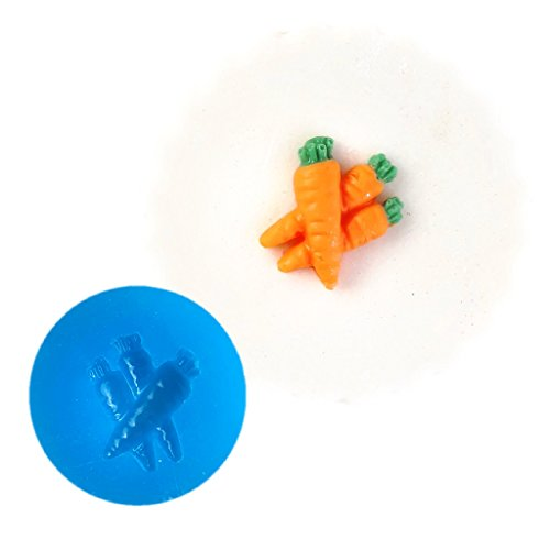 1 Inch Cakepop   Cupcake Topper Carrots Easter Peter Garden Rabbit Silicone Mold   Baking  Caking And Craft Tools From Bakell