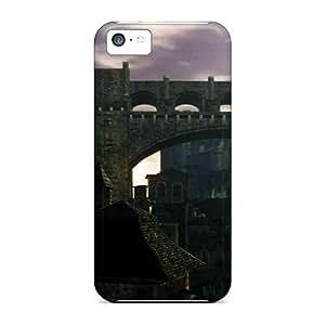 Faddish Phone Dark Souls Undead Burg Case For Iphone 5c / Perfect Case Cover
